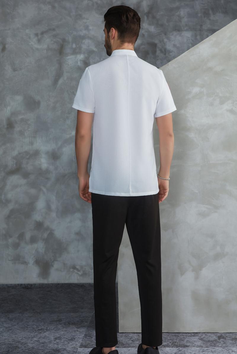 厨师服短袖-58