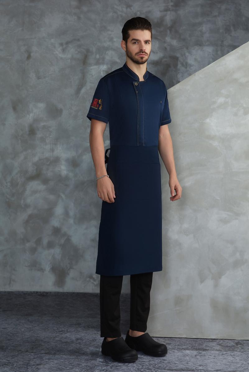 厨师服短袖-75