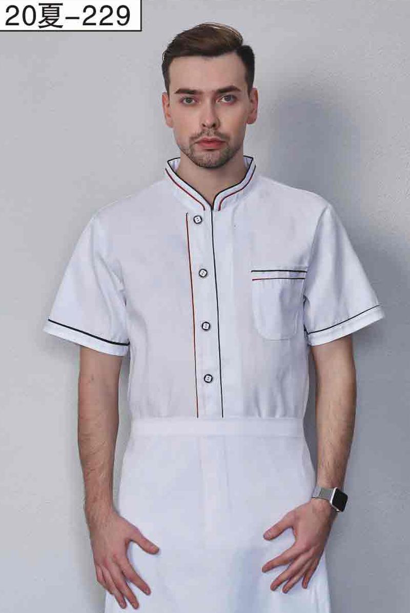 厨师服短袖-20夏-229