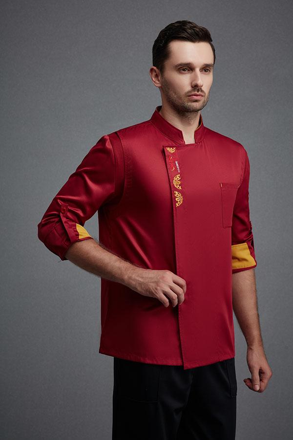 厨师服长袖-26
