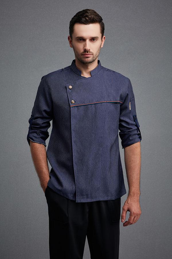 厨师服长袖-60