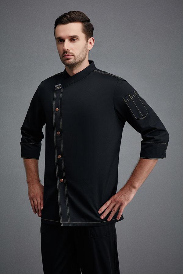 厨师服长袖-70