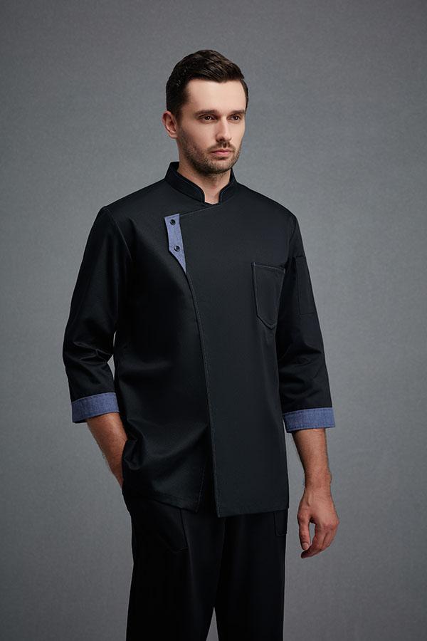 厨师服长袖-71