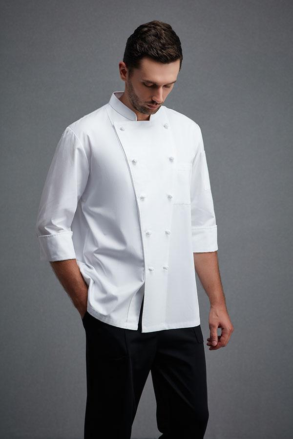 厨师服长袖-73