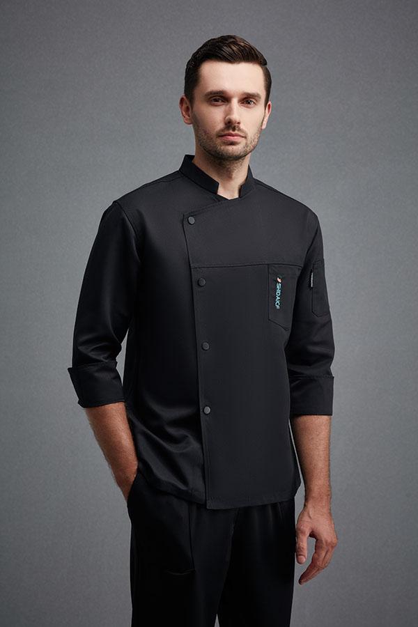 厨师服长袖-74