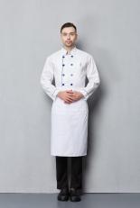 厨师服长袖-35