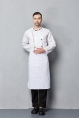 厨师服长袖-38