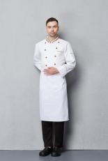 厨师服长袖-39