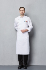 厨师服长袖-47