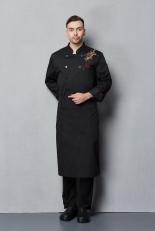 厨师服长袖-55