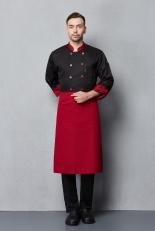 厨师服长袖-58