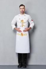 厨师服长袖-66