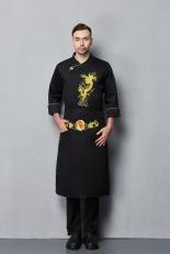 厨师服长袖-77