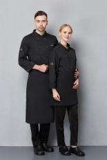 厨师服长袖-79