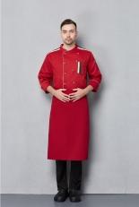 厨师服长袖-81