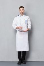 厨师服长袖-82