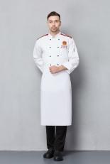 厨师服长袖-83