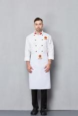 厨师服长袖-85