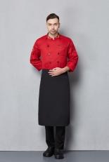 厨师服长袖-86