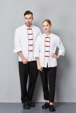 厨师服长袖-93