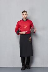 厨师服长袖-95