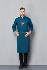 厨师服长袖-96