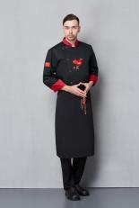 厨师服长袖-97