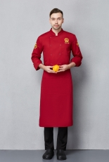 厨师服长袖-104