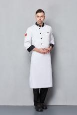 厨师服长袖-112