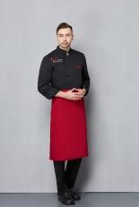 厨师服长袖-115