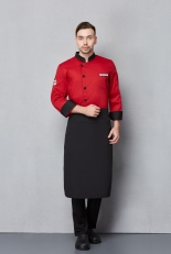 厨师服长袖-113