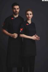 厨师服短袖-20夏-023