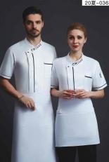 厨师服短袖-20夏-036