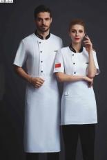 厨师服短袖-20夏-044