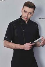 厨师服短袖-20夏-056