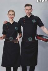 厨师服短袖-20夏-069