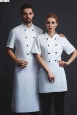 厨师服短袖-20夏-100