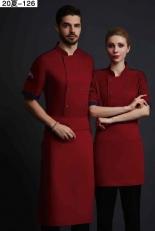 厨师服短袖-20夏-126