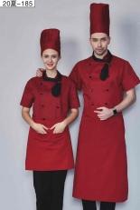 厨师服短袖-20夏-185
