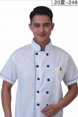 厨师服短袖-20夏-248