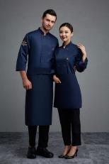 厨师服长袖-10