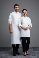 厨师服长袖-12