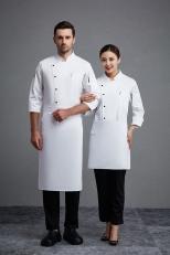 厨师服长袖-23