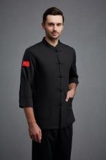 厨师服长袖-40