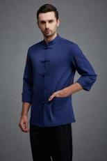 厨师服长袖-41