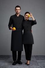 厨师服长袖-43