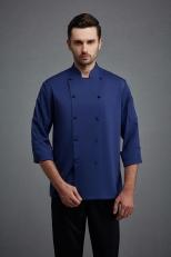 厨师服长袖-44