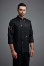 厨师服长袖-48