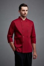 厨师服长袖-54