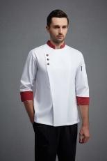 厨师服长袖-64